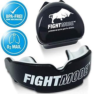 weletix Profi Mundschutz   + Box + max. O₂ + BPA freier Zahnschutz   Sicherer Halt im Kampfsport   Boxen, MMA, Krav MAGA