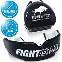 Weletix Profi Mundschutz | + Box + mehr O₂ + BPA freier Zahnschutz | Sicherer Halt im Kampfsport | Boxen, MMA, Krav MAGA