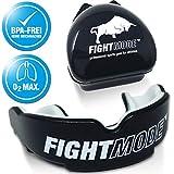 Weletix Profi Mundschutz | + Box + max. O₂ + BPA freier Zahnschutz | Sicherer Halt im Kampfsport | Boxen, MMA, Krav MAGA