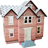 Melissa & Doug Classic Heirloom Victorian Wooden Doll's House
