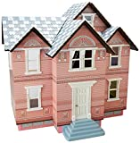 Melissa & Doug - Casa de muñecas victoriana (12580)