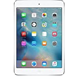 Apple iPad Mini - Tablet de 7.9 Pulgadas (Apple iOS, 16 GB, WiFi, 1 GHz), Color Blanco (Importado)...