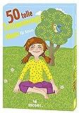 moses. 50 tolle Entspannungsideen für Kinder | Kinderbeschäftigung | Kartenset