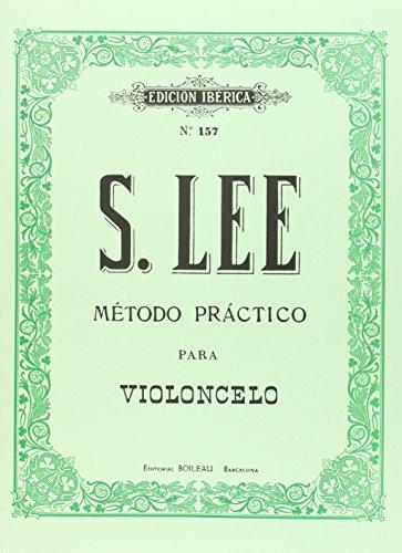 Método práctico para violoncello por Sebastian Lee