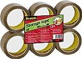 3M S5066B6 Scotch Verpackungsklebeband braun
