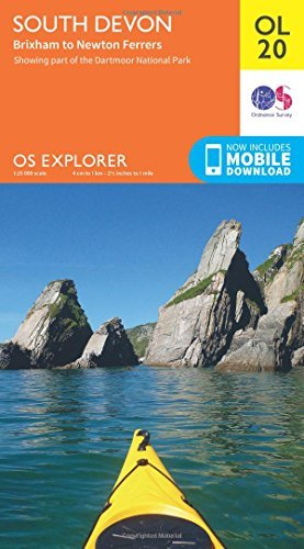 OS Explorer OL20 South Devon, Brixham to Newton Ferrers (OS Explorer Map) by Ordnance Survey (2015-06-10)