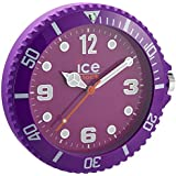 Ice-Clock Wall Clock, Purple