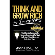 Think and Grow Rich for Inventors (English Edition)