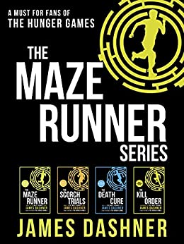 The Maze Runner Complete Collection by [Dashner, James]