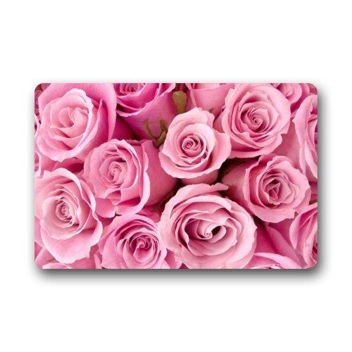 Doormat No.01 Haute qualité et de Nouveaux Mode Rose Rose Paillasson