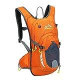Fahrradrucksack Rucksack Unisex Outdoor Ultraleicht Trinkrucksack Reiserucksack Wasserdichte atmungsaktive Sporttasche