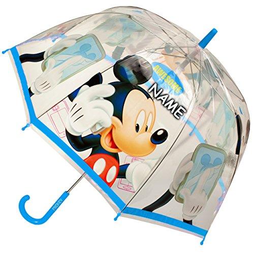 alles-meine GmbH Regenschirm -  Disney - Mickey -
