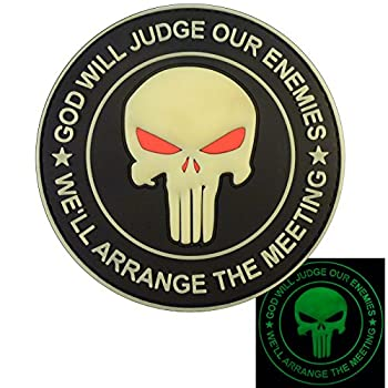 GOD WILL JUDGE OUR ENEMIES...