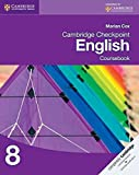 [Cambridge Checkpoint English Coursebook 8: Bk. 8] (By: Marian Cox) [published: August, 2013]