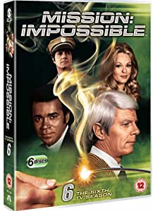 Mission: Impossible - Season 6 [DVD]