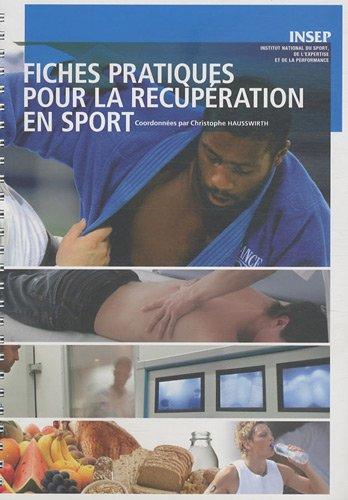 Fiches pratiques pour la rcupration en sport