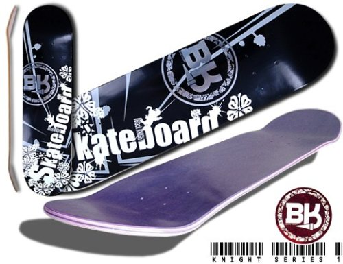 Skateboard Deck BLACK KNIGHT