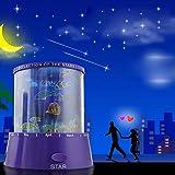 LED lampe de nuit Projecteur océan étoile ciel couleur aléatoire