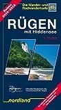 Nordland Karten, Rügen mit Hiddensee (Deutsche Ostseeküste)