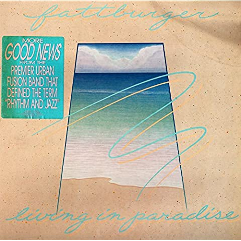 Fattburger - Living in Paradise ( Vinyle, album 33 tours 12
