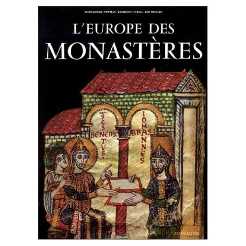 L'Europe des monastères. 3ème édition