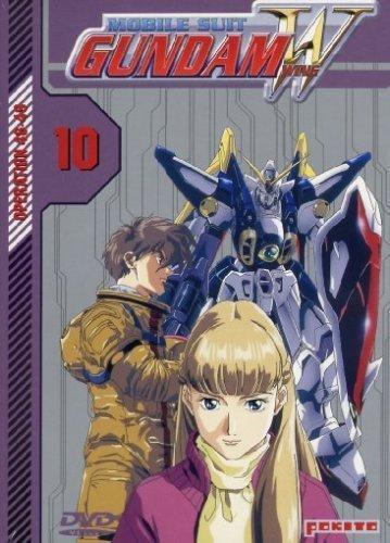 Mobile Suit Gundam Wing - Vol. 10, Episoden 46-50 (Mobile Suit Gundam Wing)