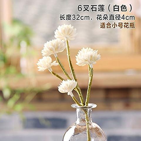 KXZZY Ammissione Di Una Bottiglia Di Fiore In Fiore TrasparenteIl Tempo Di Un Piccolo PortoDecorativo Vaso Di VetroModerno