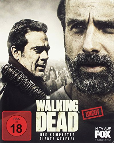 The Walking Dead - Die komplette siebte Staffel [Blu-ray] (Dead Walking 5 The Comic Season)