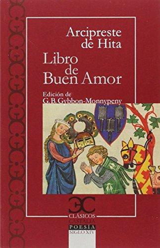 Libro de Buen Amor                                                              . (CLASICOS CASTALIA. C/C.)