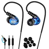 Best Fitness Earphones - Exercise Earphones, Aitalk E260 Noise Isolating Heavy Bass Review