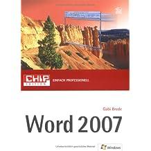 Word 2007