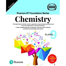 Pearson IIT Foundation Series - Chemistry - Class 9