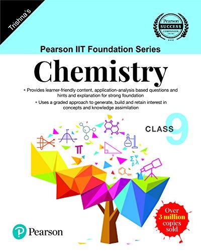 Pearson IIT Foundation Series - Chemistry - Class 9