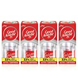 #8: Good Knight Activ+ 60 N Liquid Refill (Pack of 4, Red)