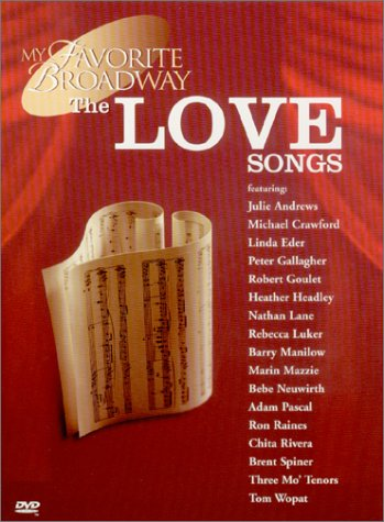 my-favorite-broadway-the-love-songs-import-usa-zone-1