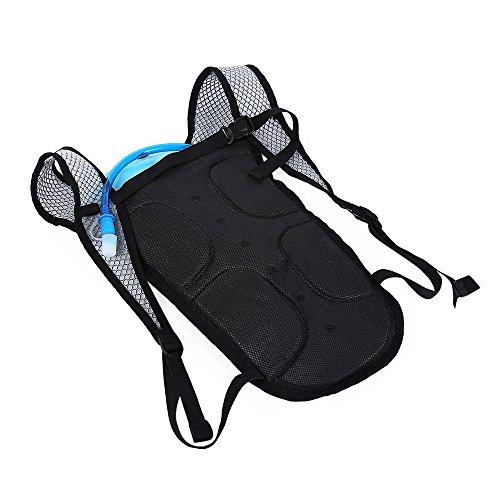 2l Wasser Rucksack 5L Fahrrad Hydration Camel Wasser Blase Bag Camping Wandern Camelback ( blau