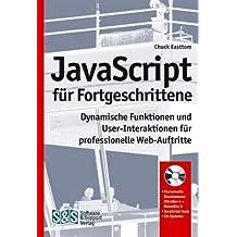 JavaScript für Fortgeschrittene, m. CD-ROM
