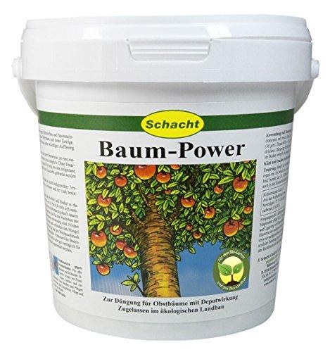 Schacht Baum Power Plus Obstbaum Dünger 2,5 kg
