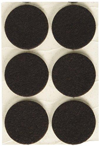 MARGOM Filzgleiter 6 Stück, 35 mm