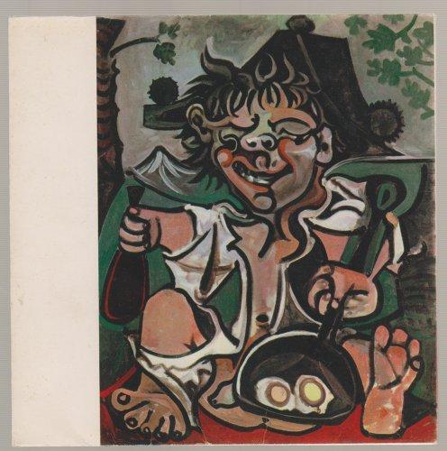 Galerie Louise Leiris, 26 janvier-24 fvrier 1962. Picasso, peintures, Vauvenargues : 1959-1961. Introduction par Maurice Jardot