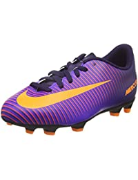 online store 3a1f2 0b3ac Nike Unisex Adults  Mercurial Vortex Iii Fg Football Boots