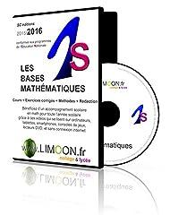 Les bases mathématiques en 1e S : Soutien scolaire en vidéos - Maths 1e S