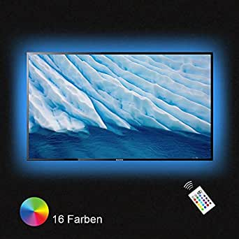 led tv hintergrundbeleuchtung f r 90 bis 100 samsung sony tcl tv flachbildschirm lcd. Black Bedroom Furniture Sets. Home Design Ideas