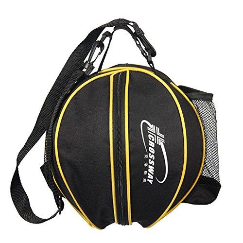 YAAGLE Fußballtasche wasserdicht Sporttasche multi-Basketballtasche Volleyball Tasche Trainingtasche Sportplatz Schultertasche Balltaschen