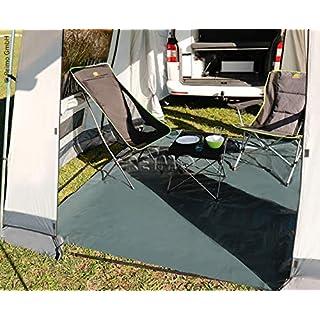 Reimo Tent Technology Allzweckplane/Tarpaulin Gr.3x5m, Farbe: Grau (932990656)