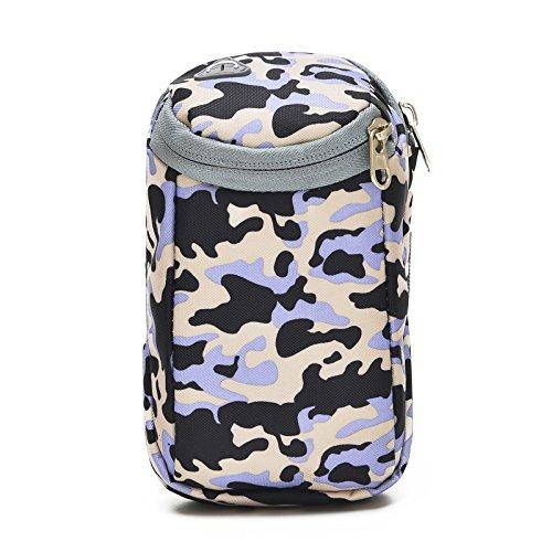 Laufen, Handy - Arm - Tasche, Männer Und Frauen, Fitness, Ausrüstung, Sport -, Arm -, Hand - Tasche Wasserdicht. Black powder camouflage