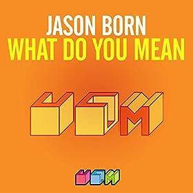 Jason Born-What Do You Mean