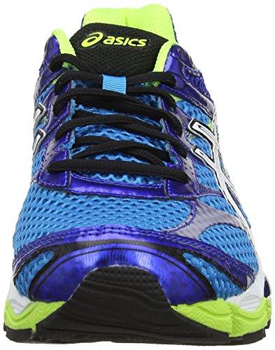 Asics Gel-Cumulus 16, Chaussures de trail homme Bleu (Atomic Blue/White/Blue 5013)