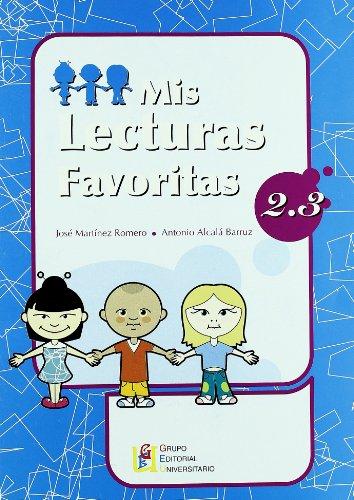 Mis lecturas favoritas 2.3 por José Martínez Romero