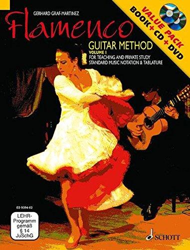 Flamenco Guitar Method Vol. 1